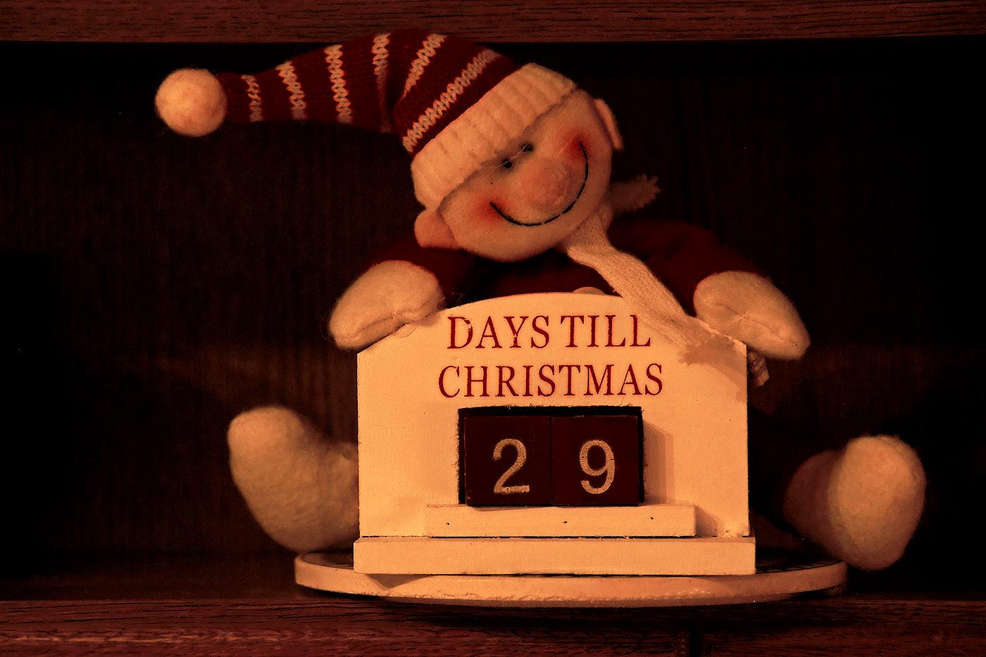 Also, nicht  vergessen, nur noch 29 Tage ...