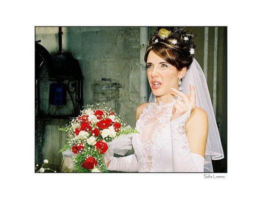 Also, wenn du mich heiraten möchtest, dann...