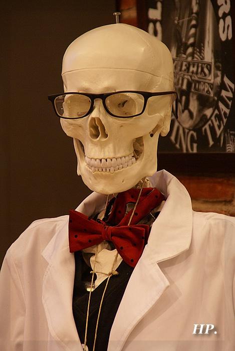 Also wirklich, Herr Dr. Med. Ganz DÜRR