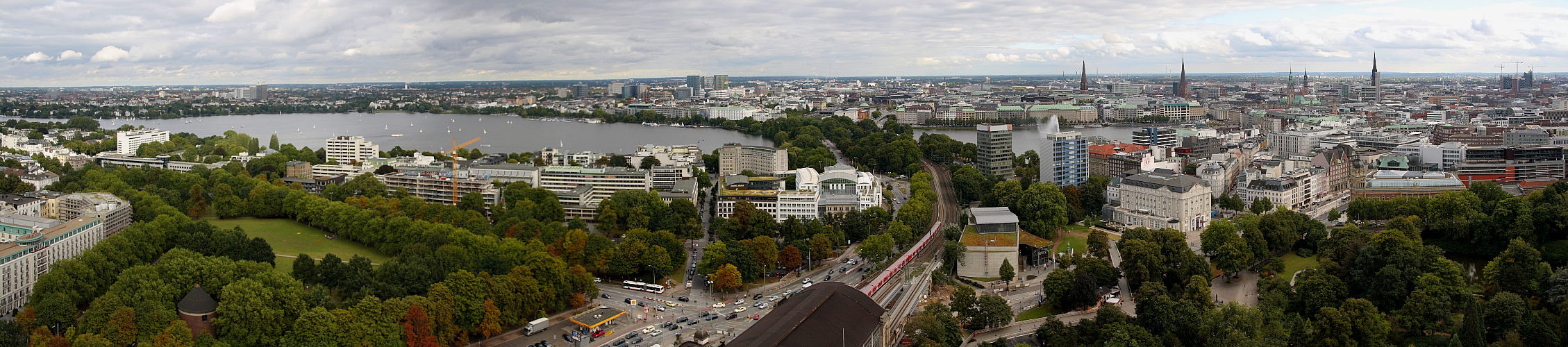 Alster-Panorama