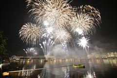 Alstervergnügen - Feuerwerk