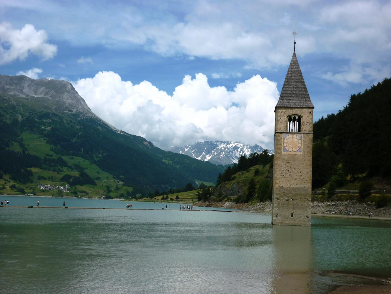 Alt-Graun, Südtirol