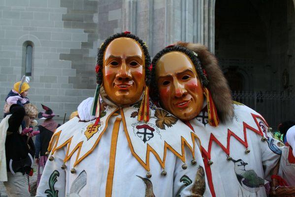 "Alt-Konstanzer Hansele ""Schmotzige Dunschtig 2007"""