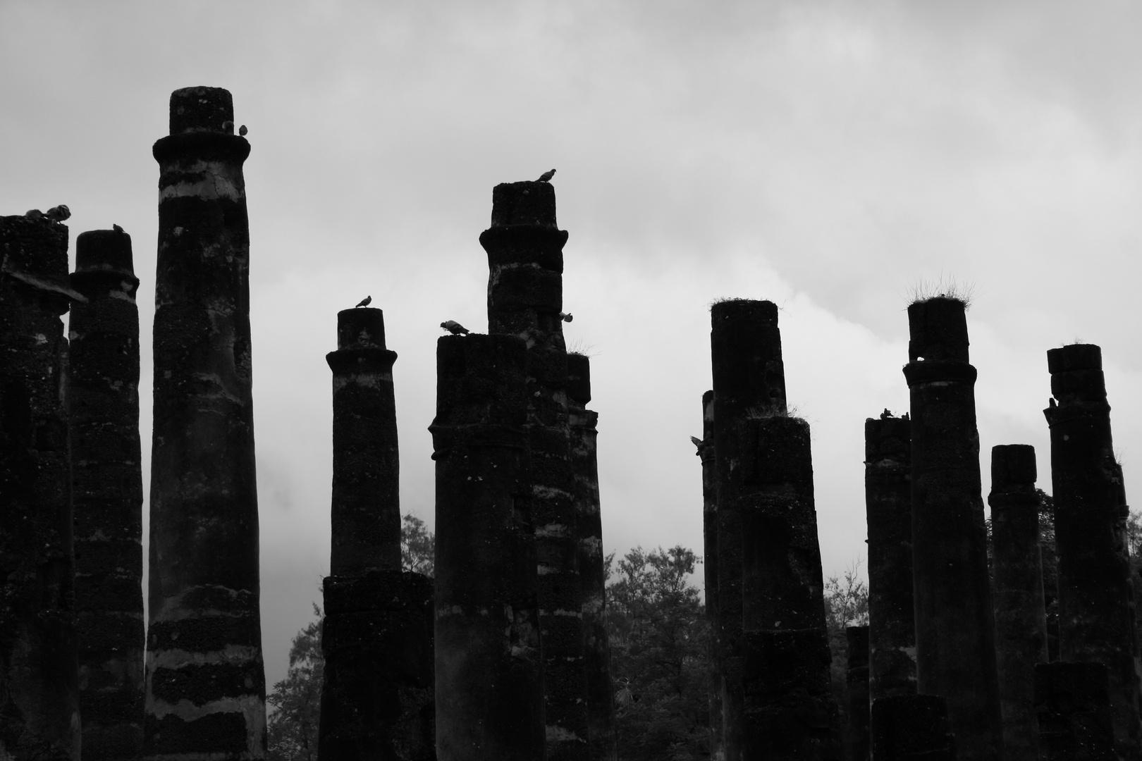 Alt Sukhothai - Tempelanlage