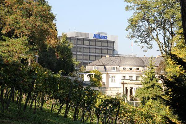 Alt und Neu in Stuttgart