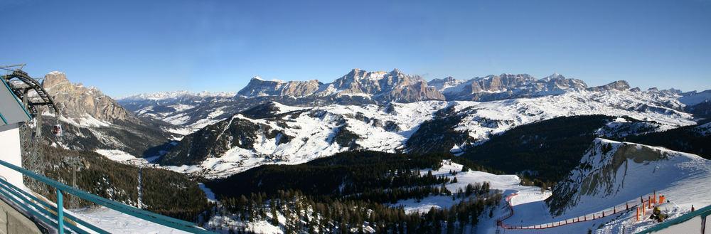 Alta Badia Panorama