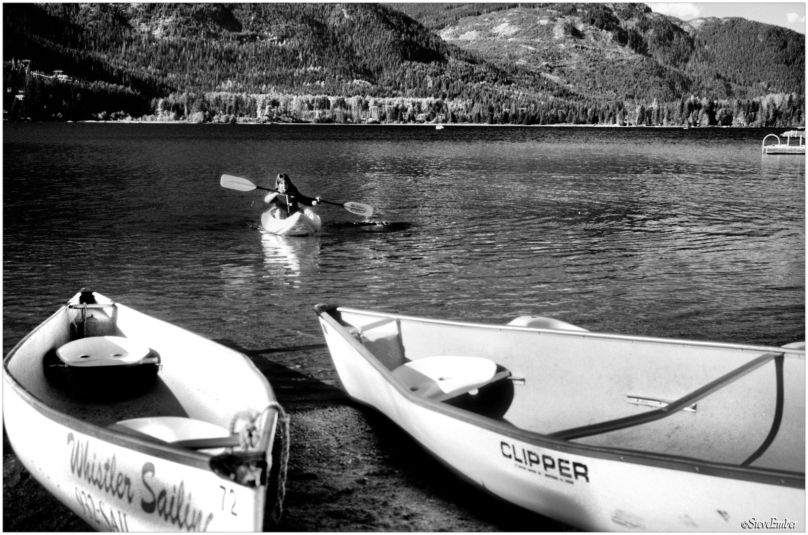 Alta Lake, Late Summer