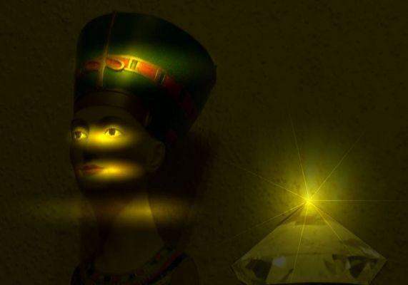 Altägyptische Kreation