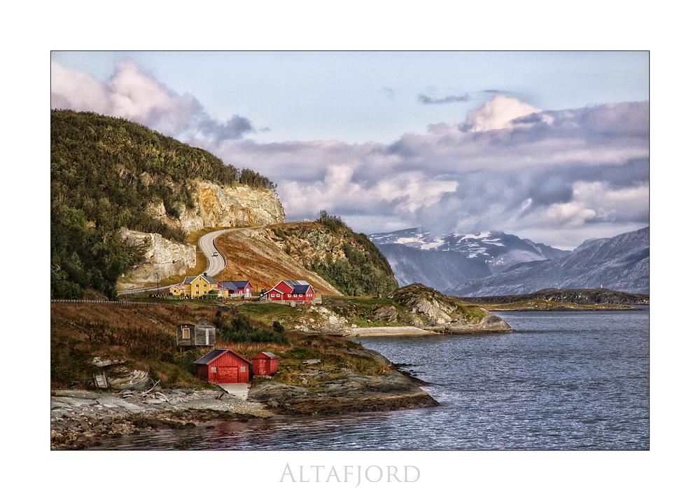 Altafjord / Finnmark