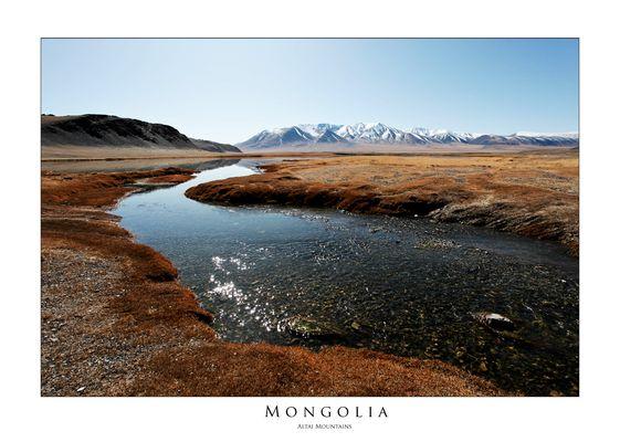 Altai-Mountains ...