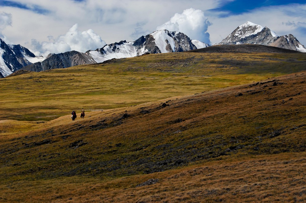 Altai national park