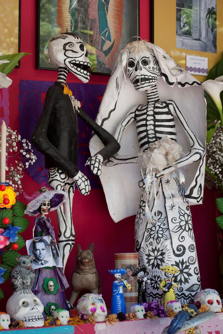 Altar de muertos 3