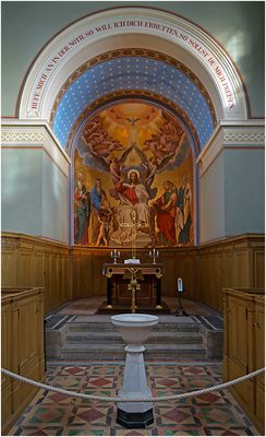 Altar der Heilandskirche Sacrow