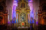 Altar der Kapuzinerkirche in KO-Ehrenbreitstein