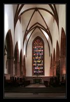 Altar der Klosterkirche Amelungsborn