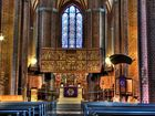 Altar der Nicolaikirche in Lüneburg