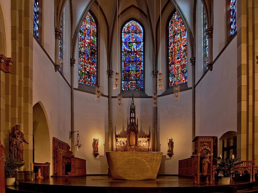 Altar der St. Antoniuskirche