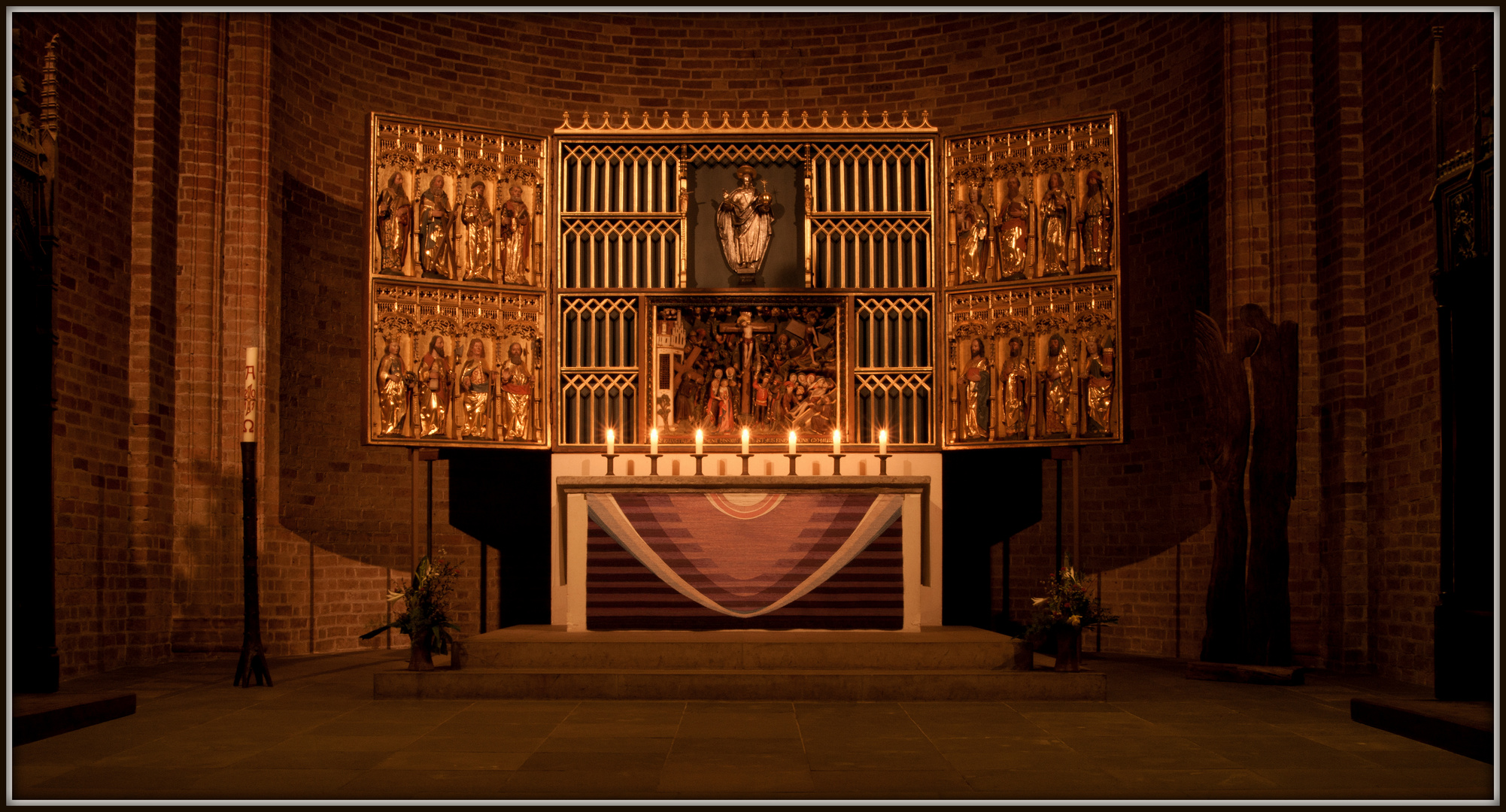 Altar des Ratzeburger Dom
