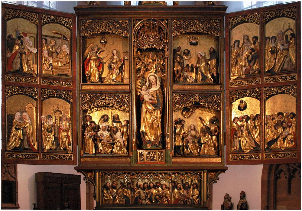 ... Altar ...