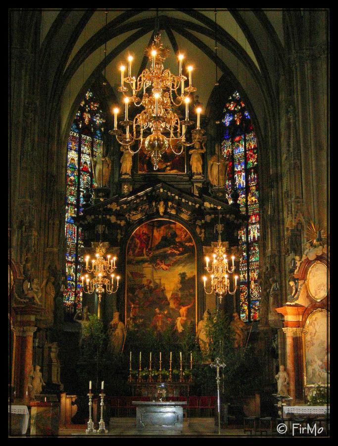 Altar im Steffl