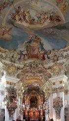 "Altar-Raum ""Wieskirche"""