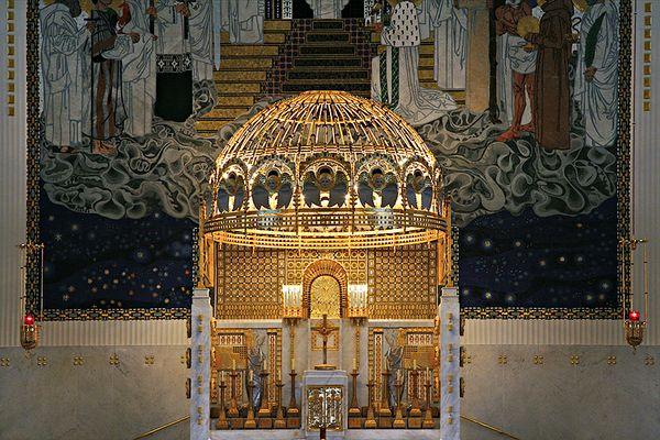 Altar von Steinhof
