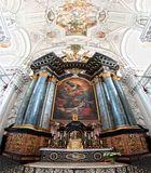 Altar Walfahrtskirche Schönenberg