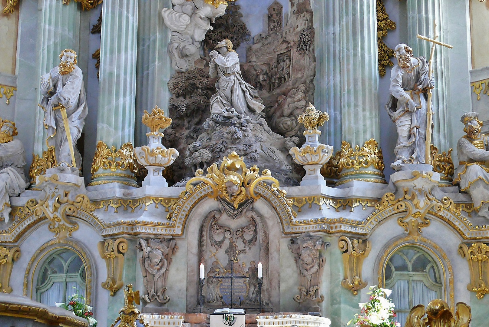 Altardetail 2
