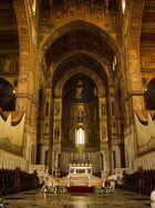 Altarraum - Kathedrale von Monreale