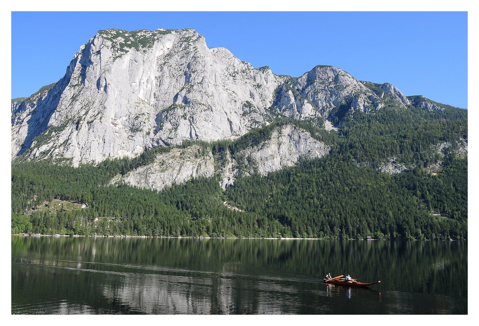 Altausseer See mit Trisselwand