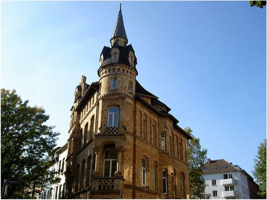 Altbau in Aachen