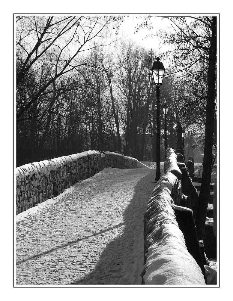 Alte Aischbrücke in Höchstadt