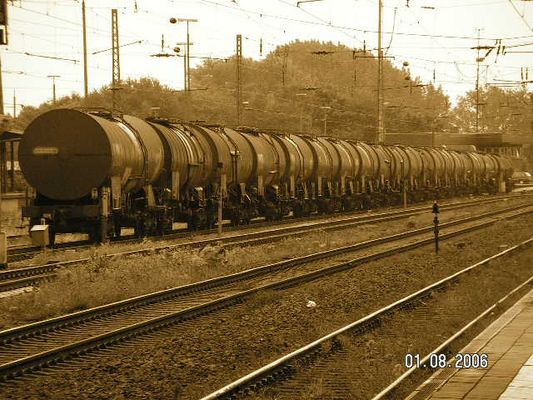 ...alte Bahn...