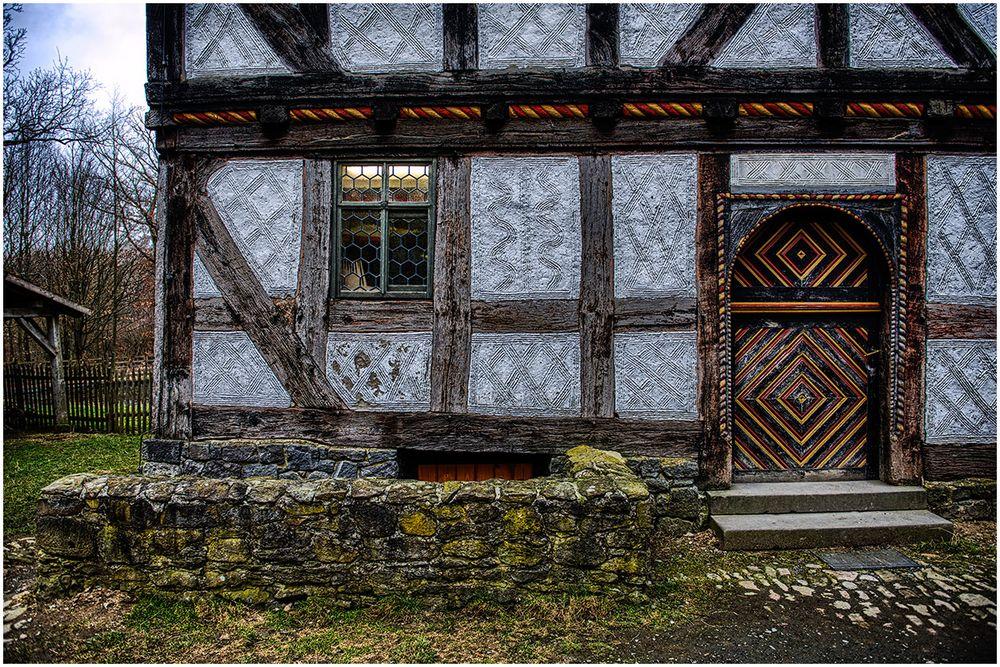 alte bauernhaus fassade foto bild deutschland europe. Black Bedroom Furniture Sets. Home Design Ideas