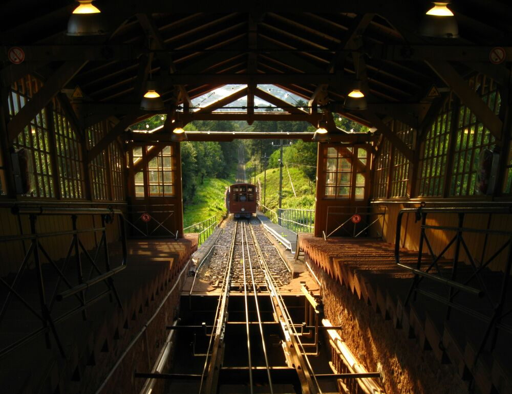 Alte Bergbahn Heidelberg