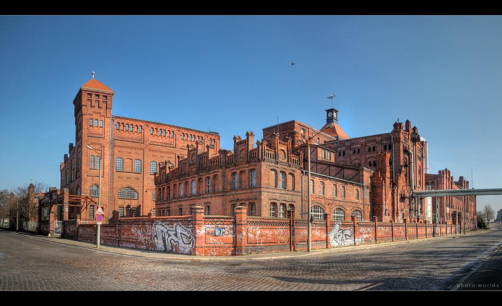 Alte Brauerei Dessau