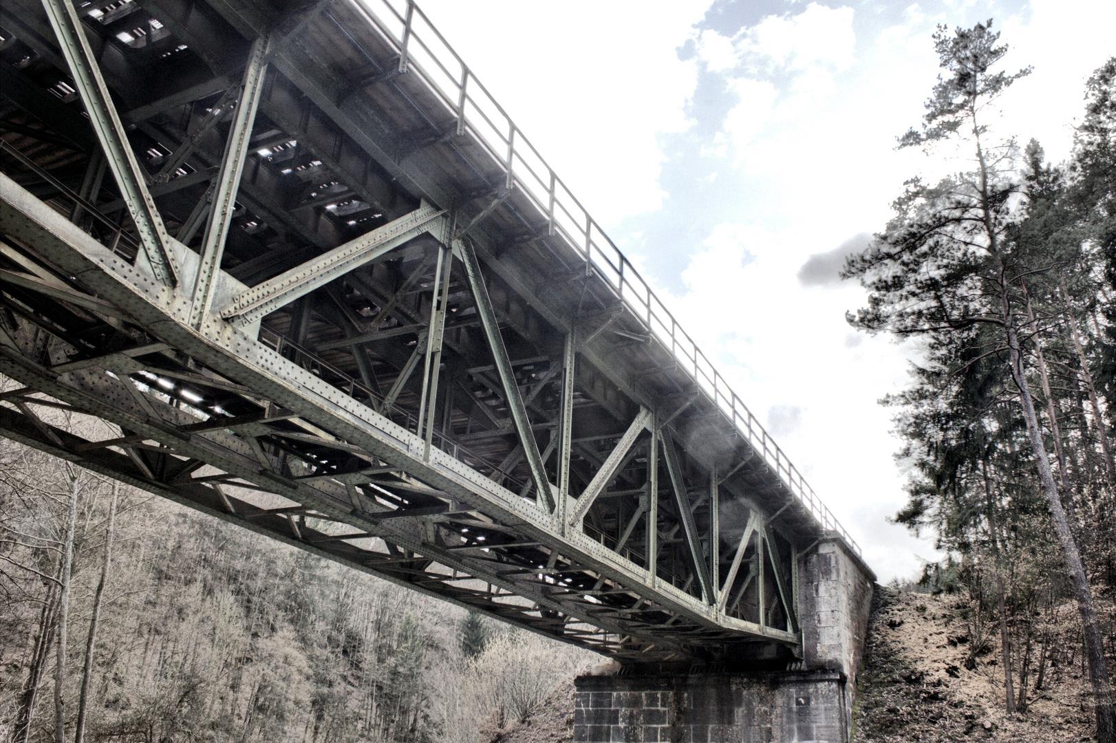 ...alte Brücke