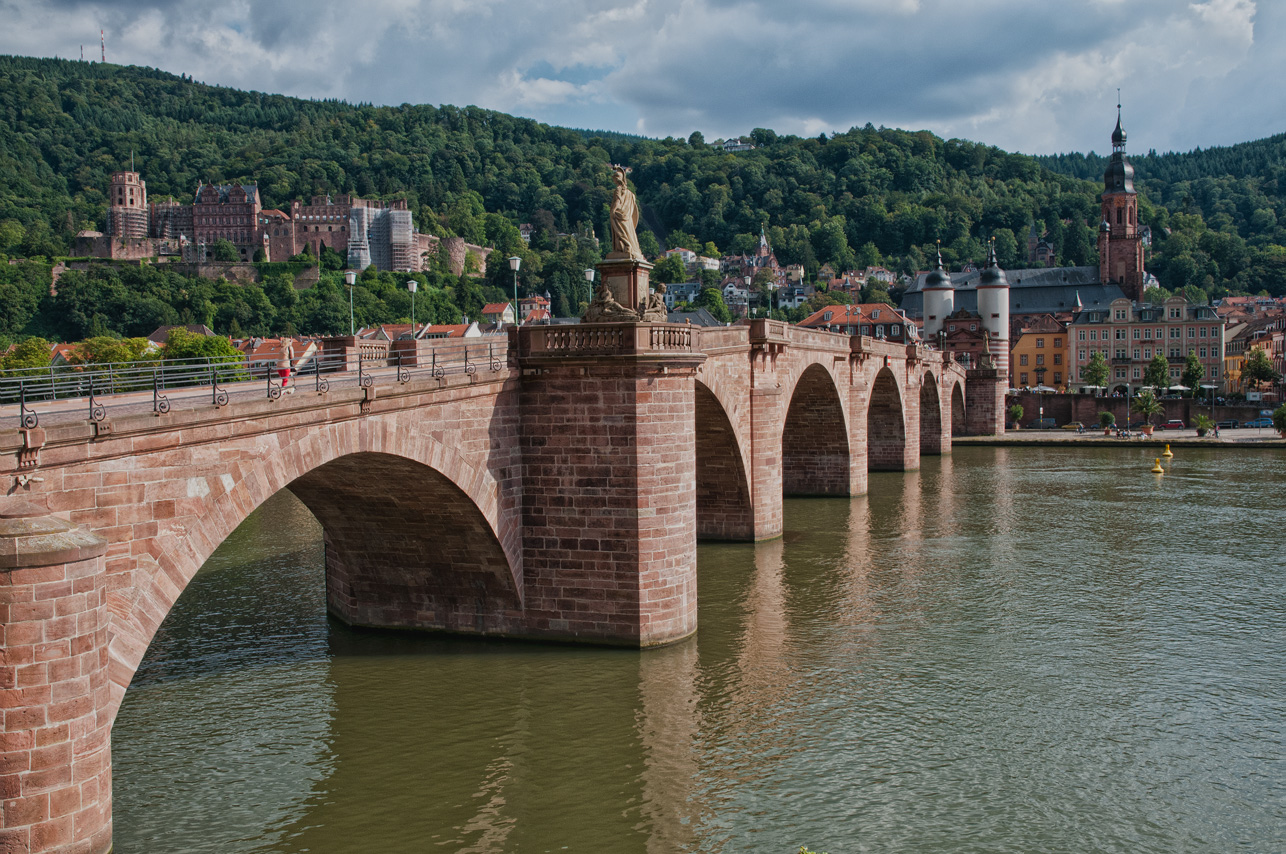 Alte Brücke - Heidelberg