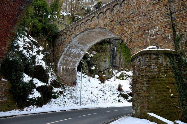 Alte Brücke in Altenahr