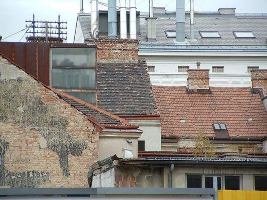 alte dächer
