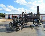 Alte Dampfmaschinen...