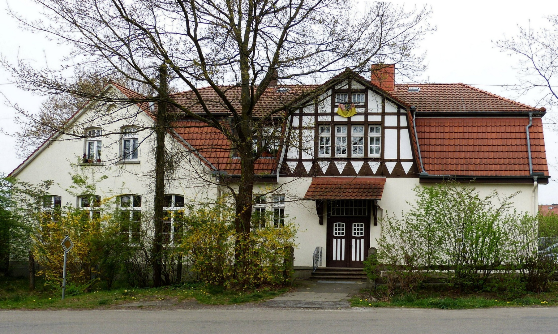 Alte Dorfschule in Bad Oeynhausen - Wöhren