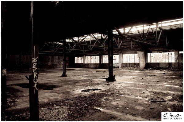 Alte Dorn Schraubenfabrik
