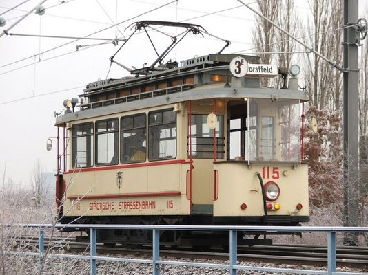 Alte Dortmunder Tram...