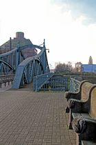 Alte Drehbrücke, Hafen Krefeld - Linn 3