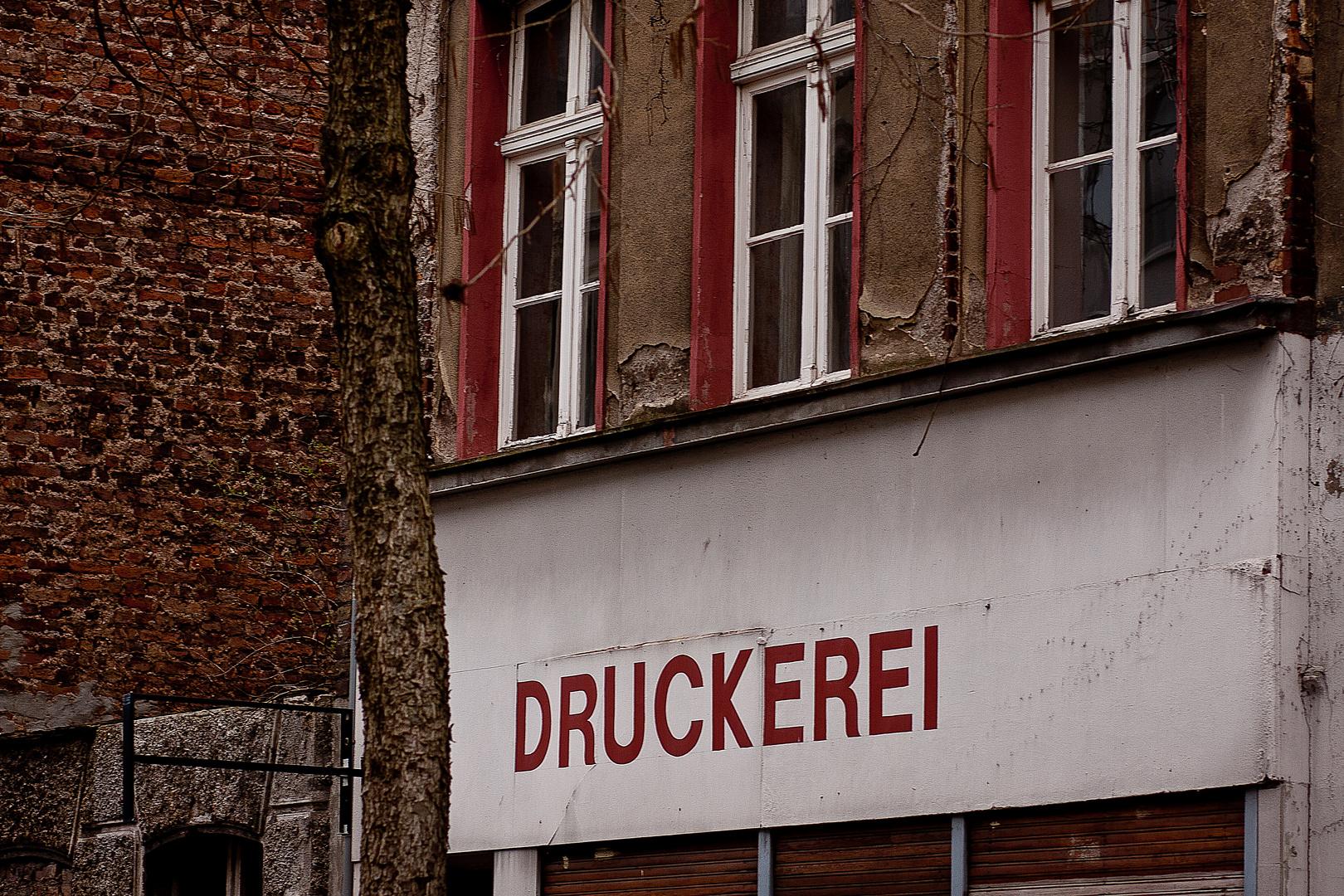 Alte Druckerei