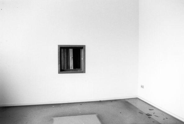 Alte Druckerei - Fenster