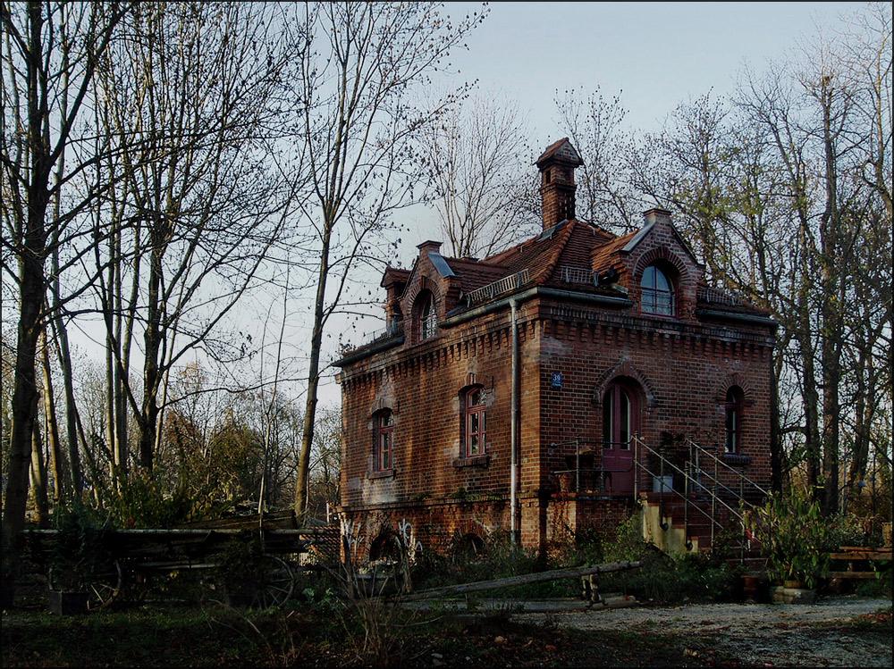 Alte Emmeramsmühle