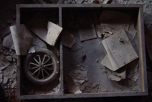 """Alte Fabrik 2 - """"Radkasten"""""""