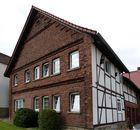 Alte Fachwerkhaus im nordlippischen Bergland